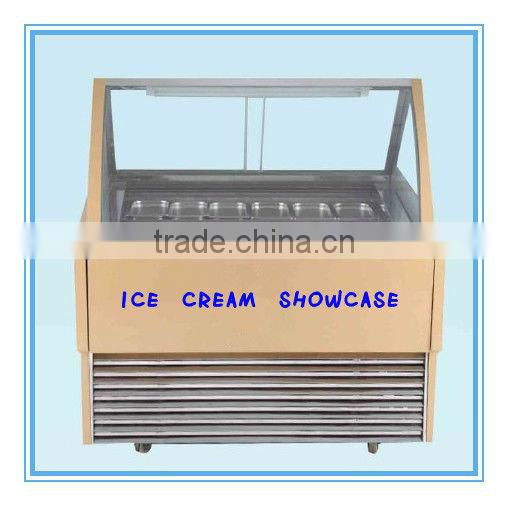PLC screen / button touch vending ice cream maker