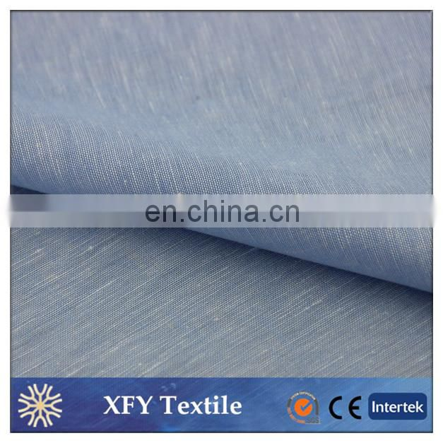 yarn dyed linen fabric 100% linen fabric for suits