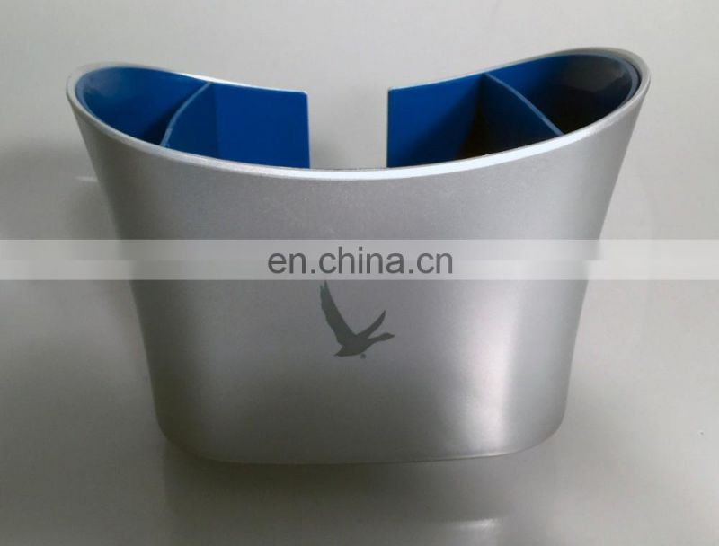 Double colored Grey Goose Plastic Bar Caddy