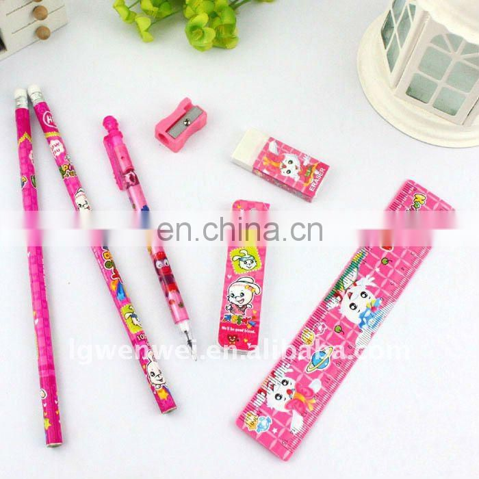cute creative stationery for school back