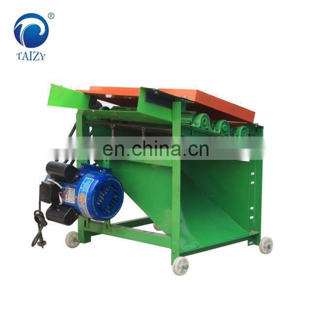 Taizy sunflower threshing machine/sunflower seed thresher