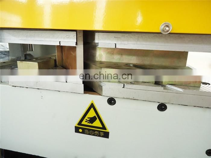 UPVC window profile welder