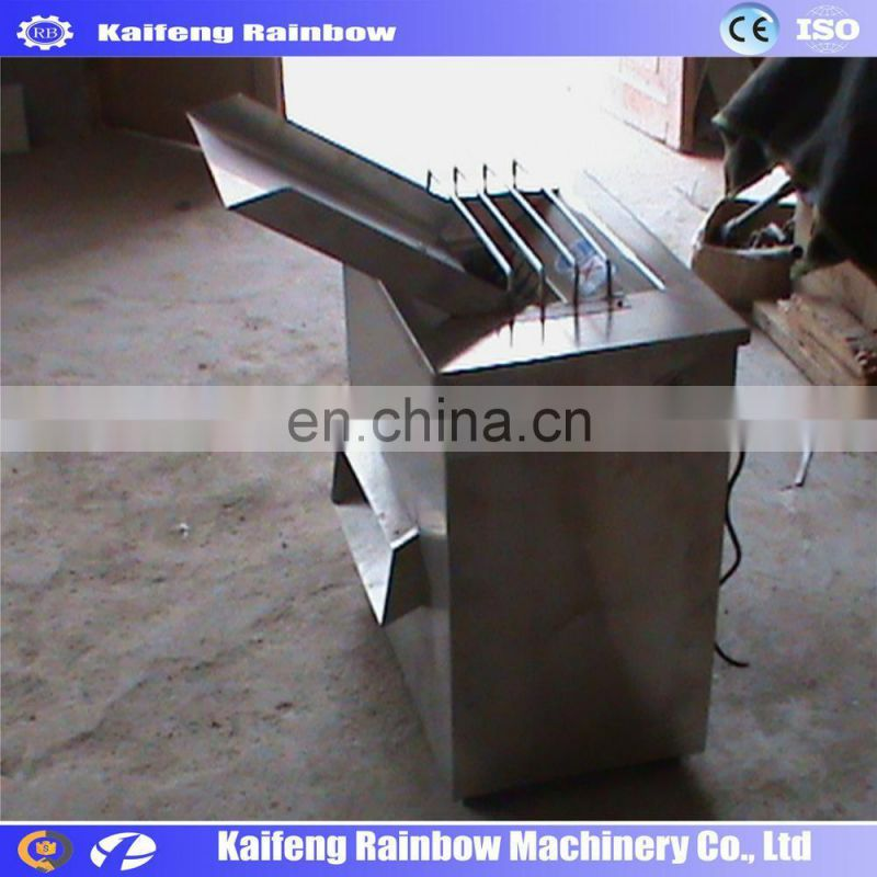 High quality Stainless steel fish cutter /  fish cutter machine