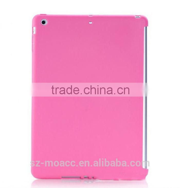 Colorful soft TPU Case Cover For ipad Air