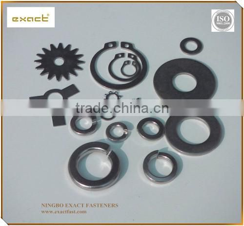 M24 high hardened DIN125A plain washer