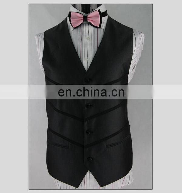 Top quality promotional men's vest clothes