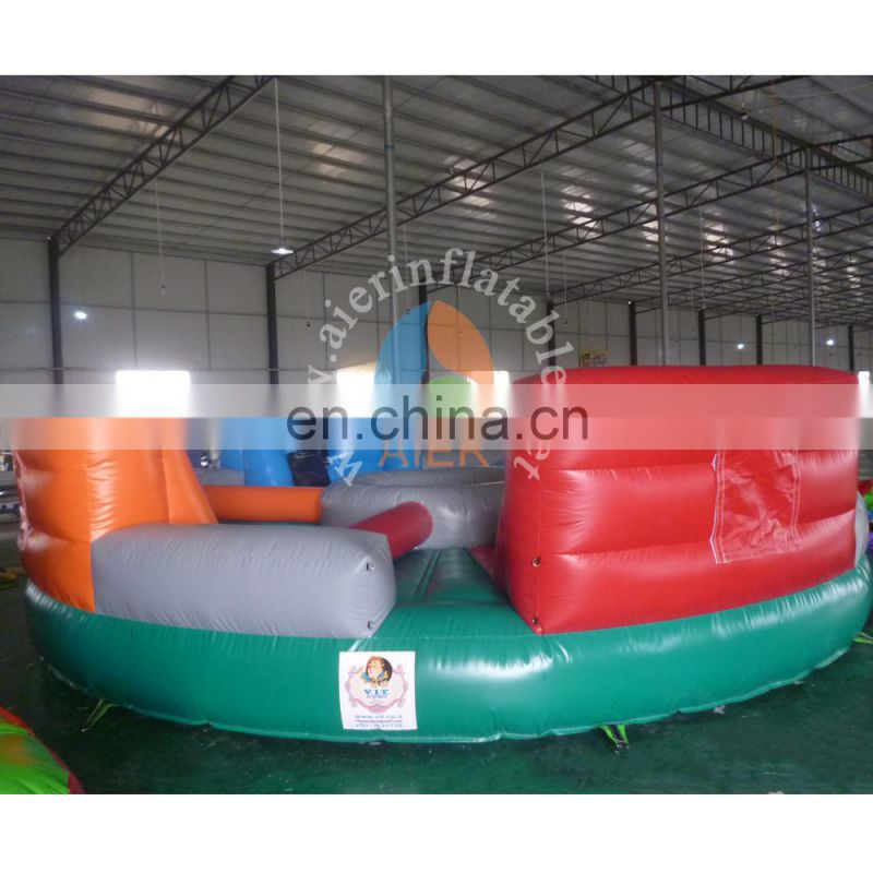 competitive inflatable bungee game sports for sale / inflatable bungee sports equipment / adult sports bungee games
