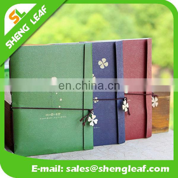 Cute design notebook for wholesale eco notebook