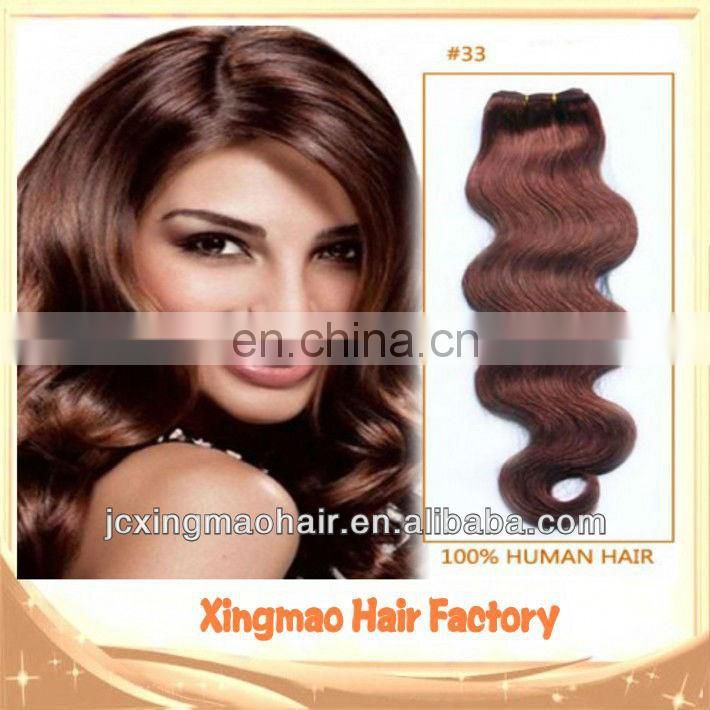 Wholesale Hair Top Quality 100% Brazilian Remy Human Hair Extension Blend Mixed Color Hair