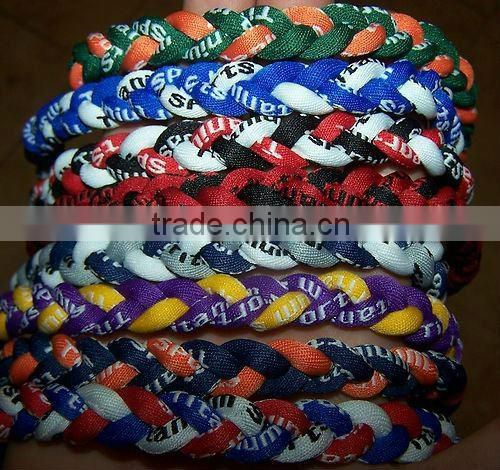tri braid sports necklaces for kids