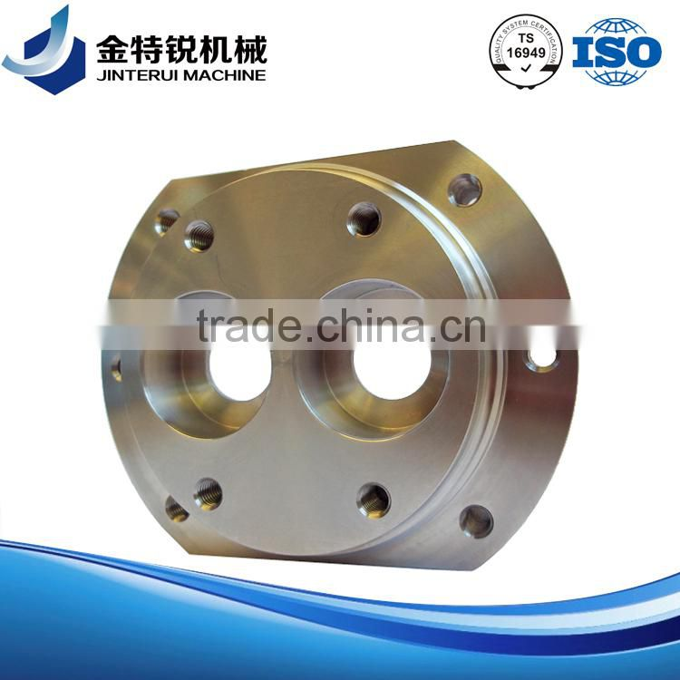 Anodizing aluminum die castings precision parts for automobile and motorcycle made in china