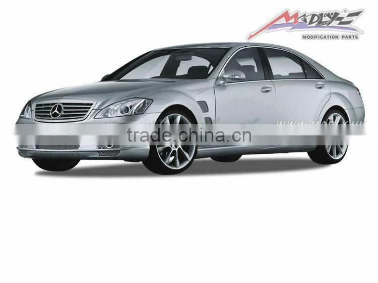 Body kits for Benz-2007-2009-S Class-W221-LR-S