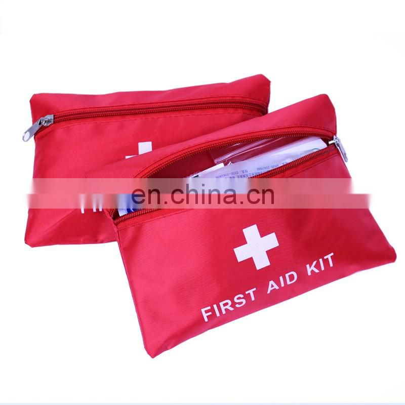 Guangzhou waterproof mini first aid bag meidcal bag kit for promotion