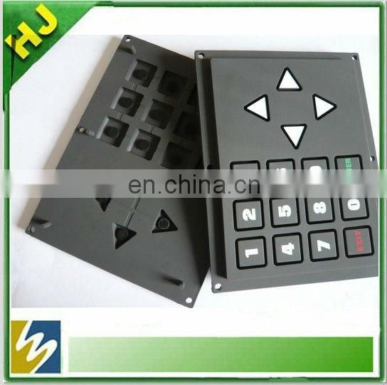 rubber contact keypad