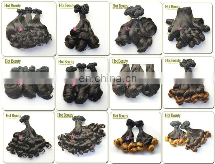 Faceworld Hair High Quality Princess Curl Unprocessed Wholesale Virgin Brazilian Hair