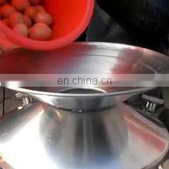 Commercial eggshell liquid separating machine Image