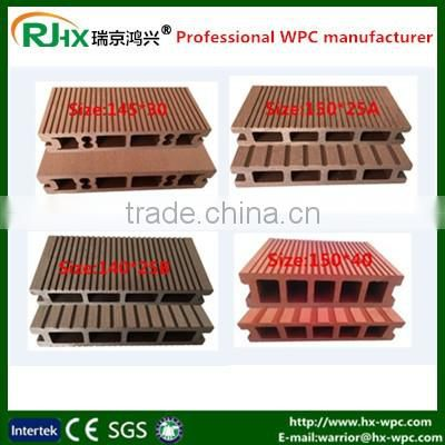 anti-slip wpc outdoor swimming pool flooring/flooring wooden composite around swimming pool
