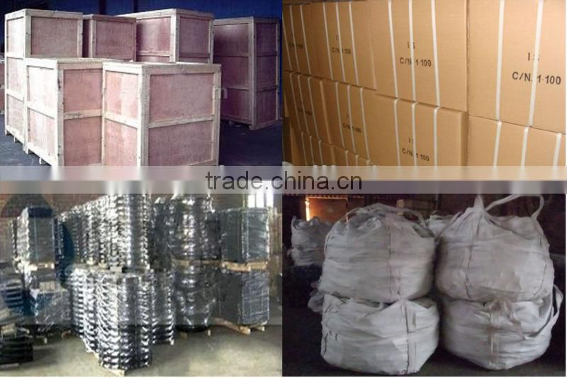 Construction mechanical import engineering accessories--casting iron parts