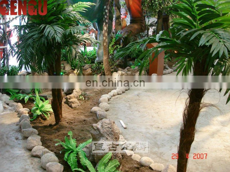 Artificial plant simulation grass