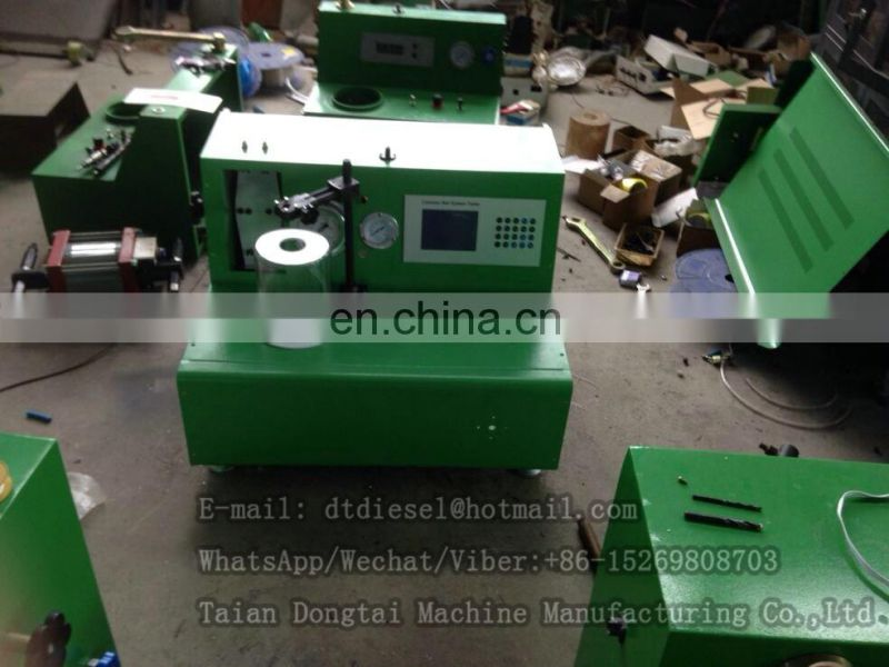 Common Rail Diesel Injector Test Bench--DTS100 , Taian, Dongtai