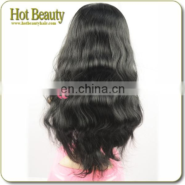 Ample Supply And Prompt Delivery Virgin Human Hair Lace Front Wigs