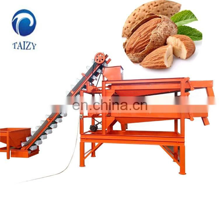 Taizy seed soybean coconut grading machine