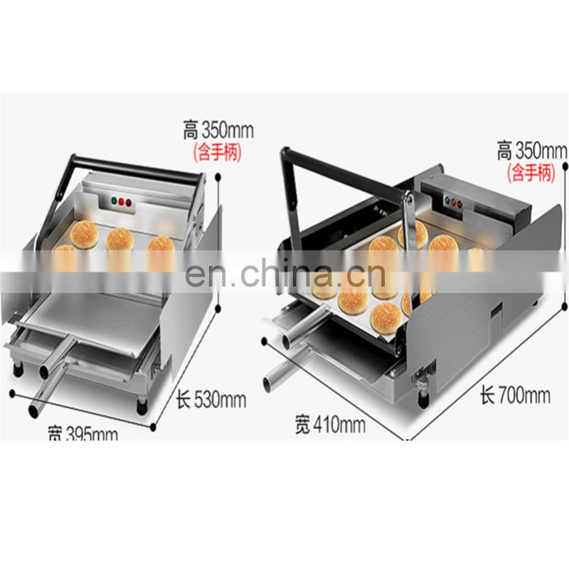 New Condition Hot Popular Meat Pie Oven bread making/burger bread baking machine/hamburger buns