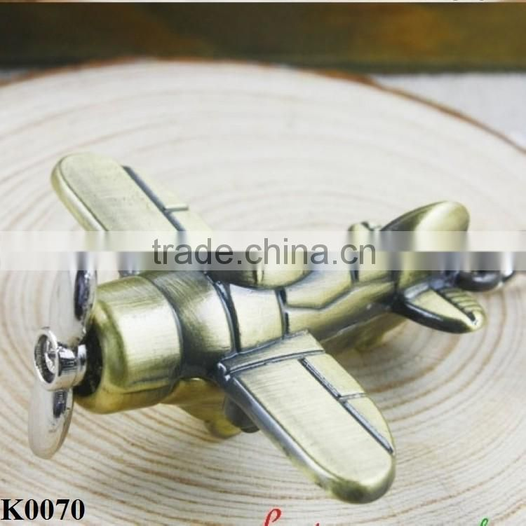 Metal alloy airlines model keychain plane model key chain air plane keychain keyring K0070