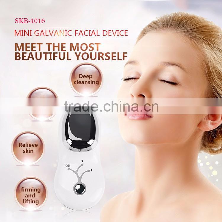 Ultrasonic facial machine jellen