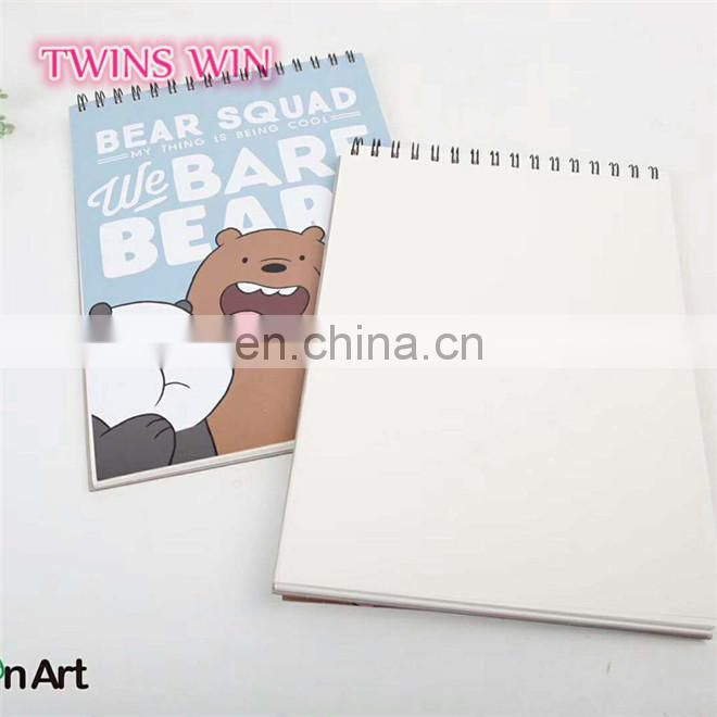 Congo top selling kawaii school stationery promotion cartoon mini animal design paper notepad custom printing with logo
