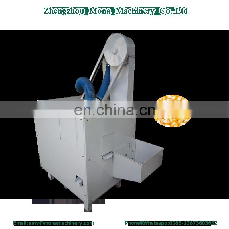 Most advanced and easy operate Sunflower Seeds Soybean Quinoa Seed Cleaning Grain Polishing Machine Image