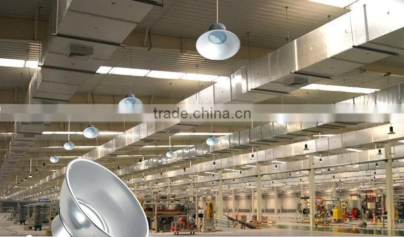 2015 new design PC mask Aluminium LED highbay lighting hot selling in Europe