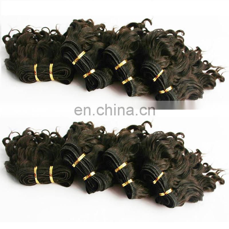 Alibaba best sellers short human hair weave, short bob brazilian hair