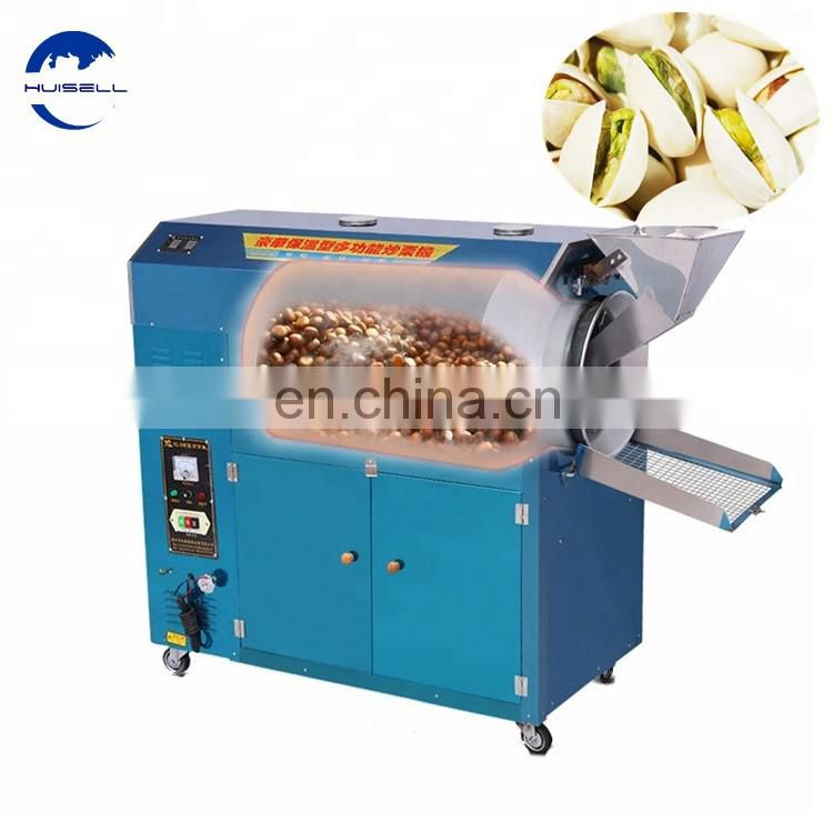Peanut roasting machine in india gas 25kg
