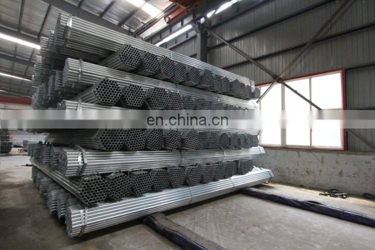 GI/pre galvanized rectangular steel pipe
