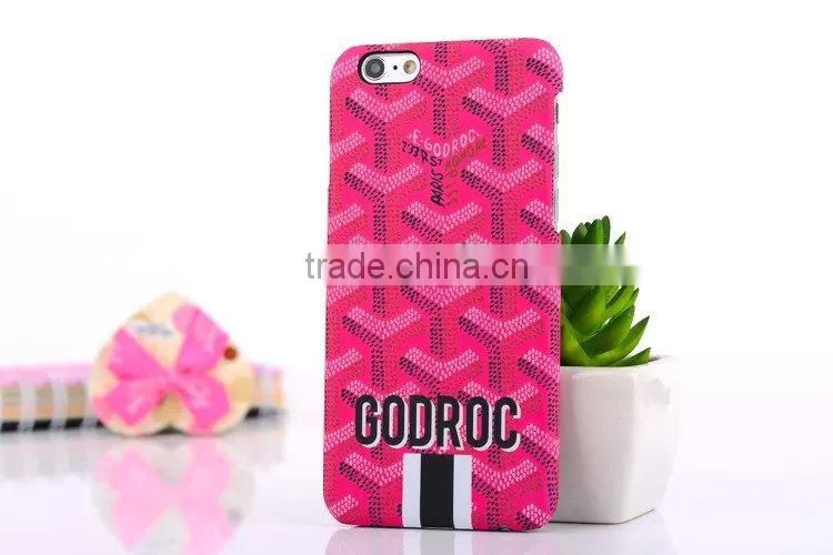 Fashion pc phone case for iphone 6,for apple iphone 6 hard case