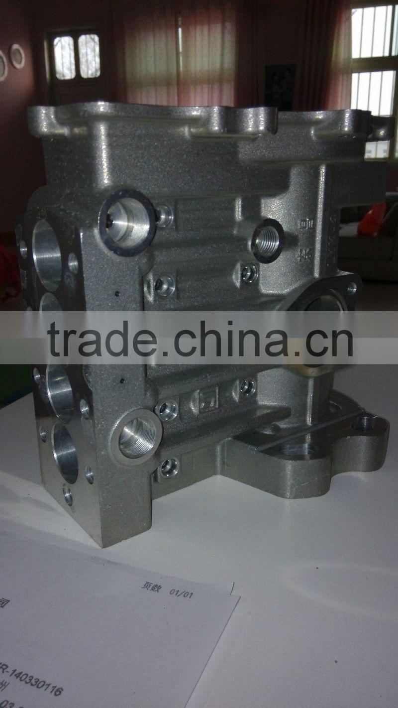 Aluminum die casting Autoparts in High Quality & Economical Price