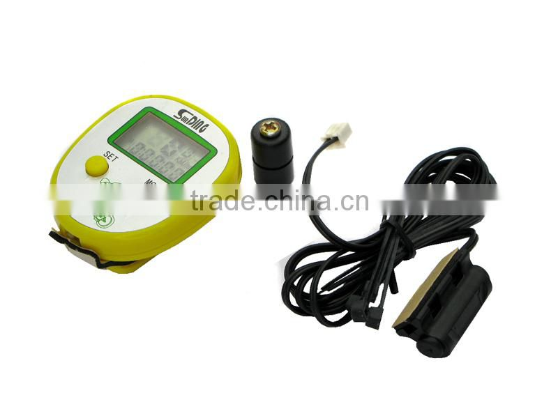 SunDing SD-560A LCD Waterproof Wireless Electric Bike Speedometer manufacturer