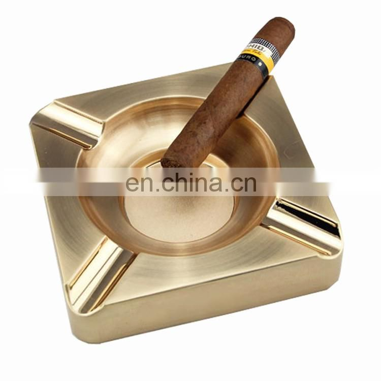 2017 Custom stainless steel cigarette funny ashtray