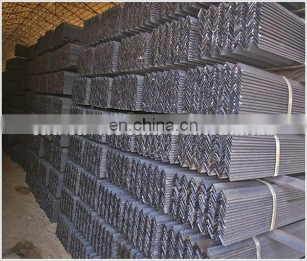 steel L profile construction steel angle iron bar prices