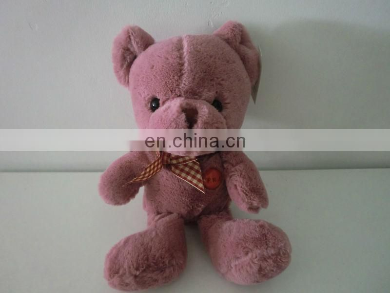 Lovely chinese new year plush toy gift