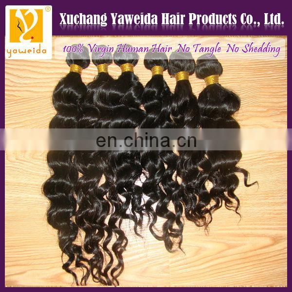 wholesale 5A quality 100% virgin brazilian human hair/original brazilian hair/virgin brazilian hair kilogram with cheap price