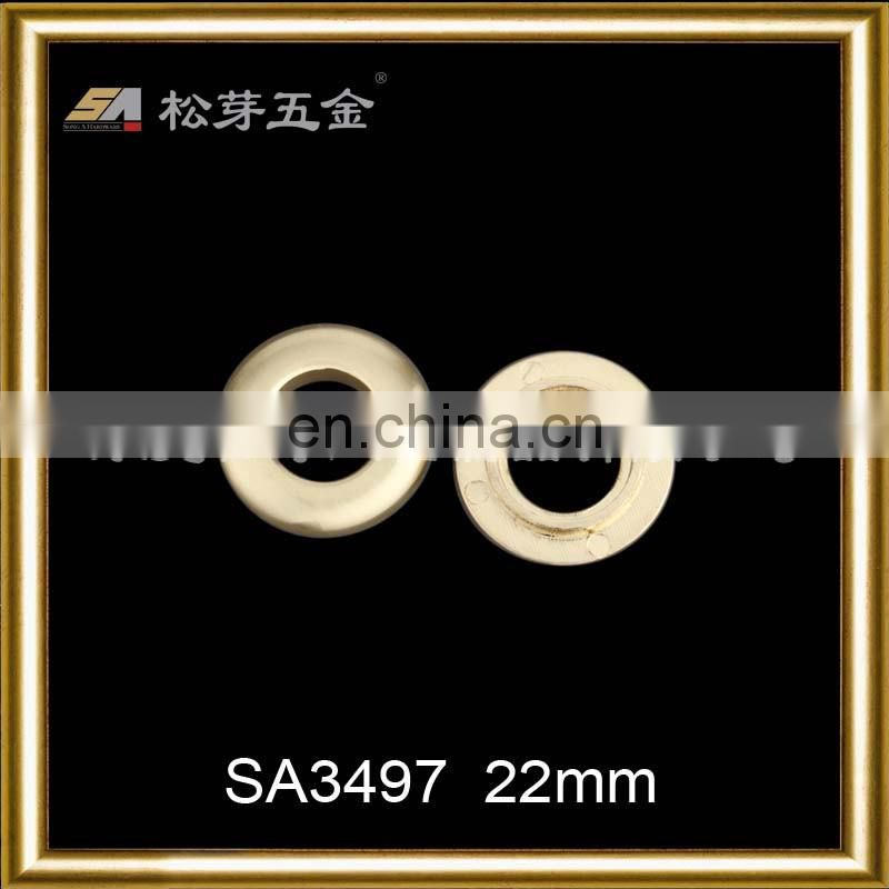 Customized Exquisite Metal Fittings For Cases Zinc Alloy Eyelet