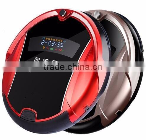 Newest deebot robot vacuum cleaner voice prompt robot low noise high power frequency conversion motor