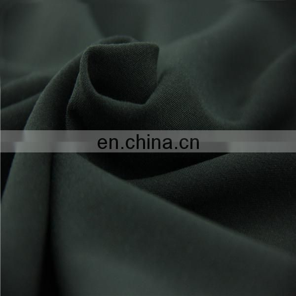 hangzhou spandex rayon polyester fabric for garments