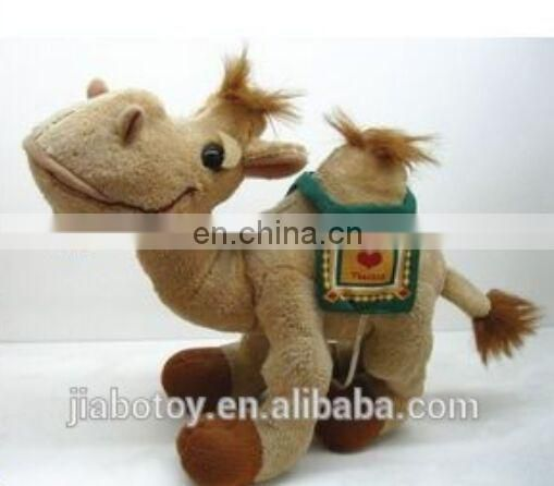 religion plush toys camel stuffed toys for middle East market