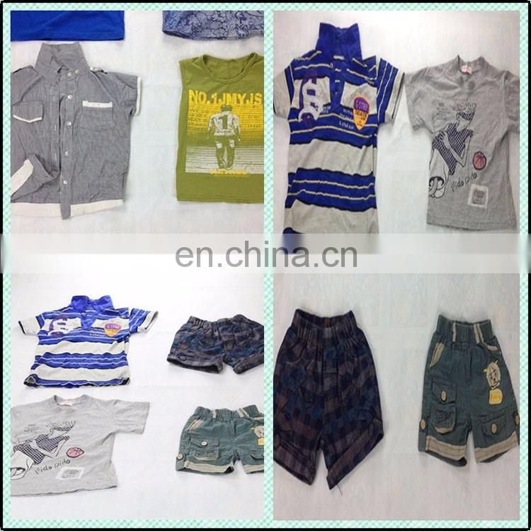 children winter used clothing/clothes