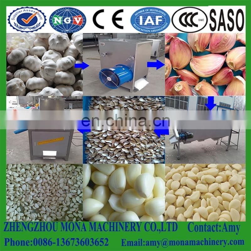 Garlic separating machine / garlic separator machine / garlic breaking separating machine for sale