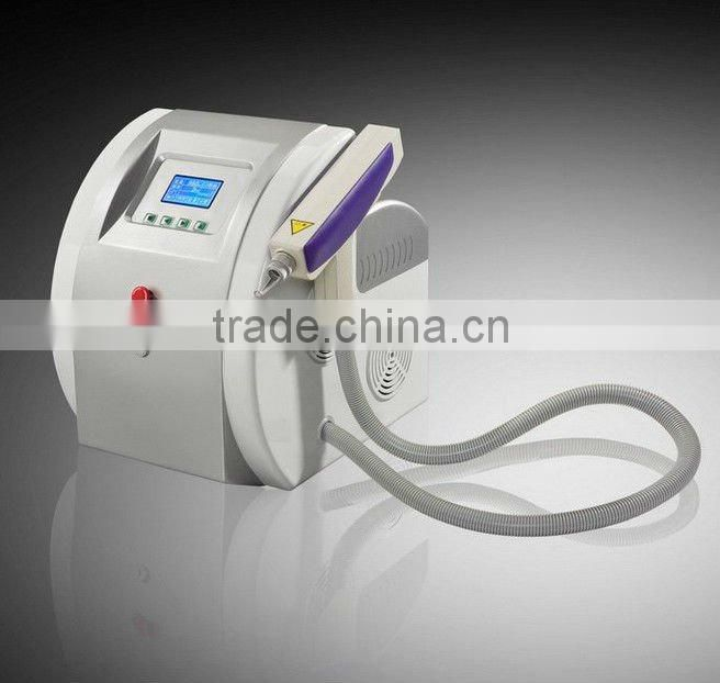 2014 Newest design ipl hair removal beauty equipment/e-light ipl rf+nd yag laser multifunction machine