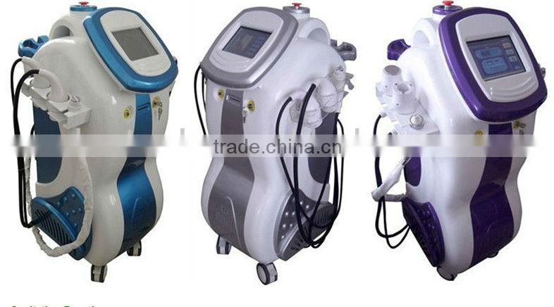 6in1 multi-function slimming machine vacuum (CE approved)